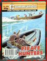 Commando For Action and Adventure No. 3058: Pirate Hunters Anon.